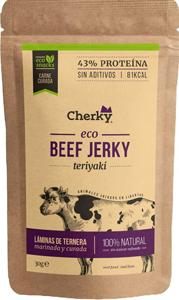 Cherky Beef Jerky Teriyaki