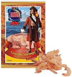 Gegrillte Shrimps