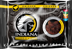 Indiana Chicken Jerky 100g