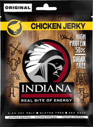 Indiana Chicken Jerky 25g