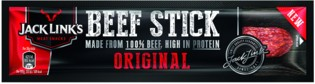 Jack Links Beef Stick Original