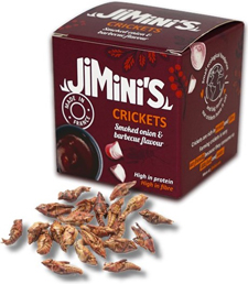 Jiminis Crickets Smoked Onion BBQ