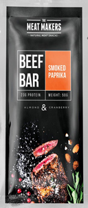 Meat Makers Beef Bar Smoked Paprika