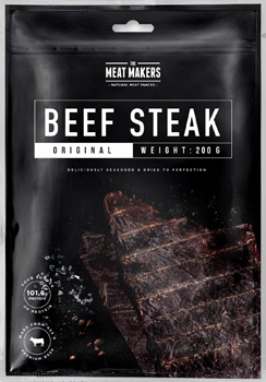 Meat Makers Beef Steak Original