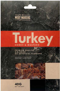 Meat Makers Gourmet Jerky Honey Mustard