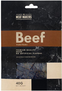 Meat Makers Gourmet Jerky Teriyaki