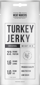 Meat Makers Turkey Jerky Original