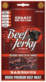 Snakit Barbecue Jerky