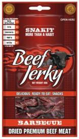 Snakit Barbecue Jerky