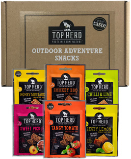 Top Herd Outdoor Adventure Snack Box