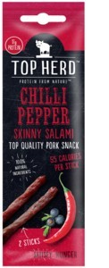 Top Herd Salami Chilli Pepper