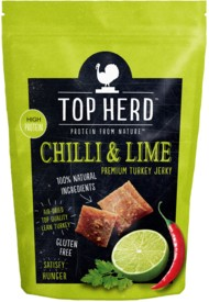 Top Herd Chilli Lime Jerky