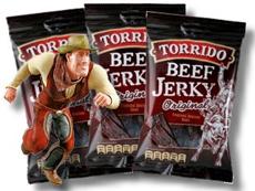 Beef Jerky Torrido