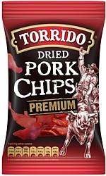 Torrido Pork Chips Premium 35g