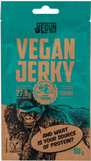 VEGUN Vegan Jerky Teriyaki