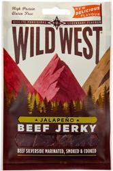 Wild West Beef Jerky Jalapeño