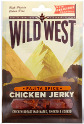 Wild West Chicken Jerky Fajita