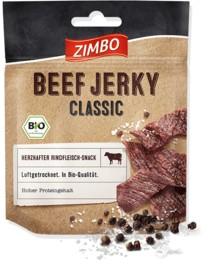 Zimbo Beef Jerky Classic